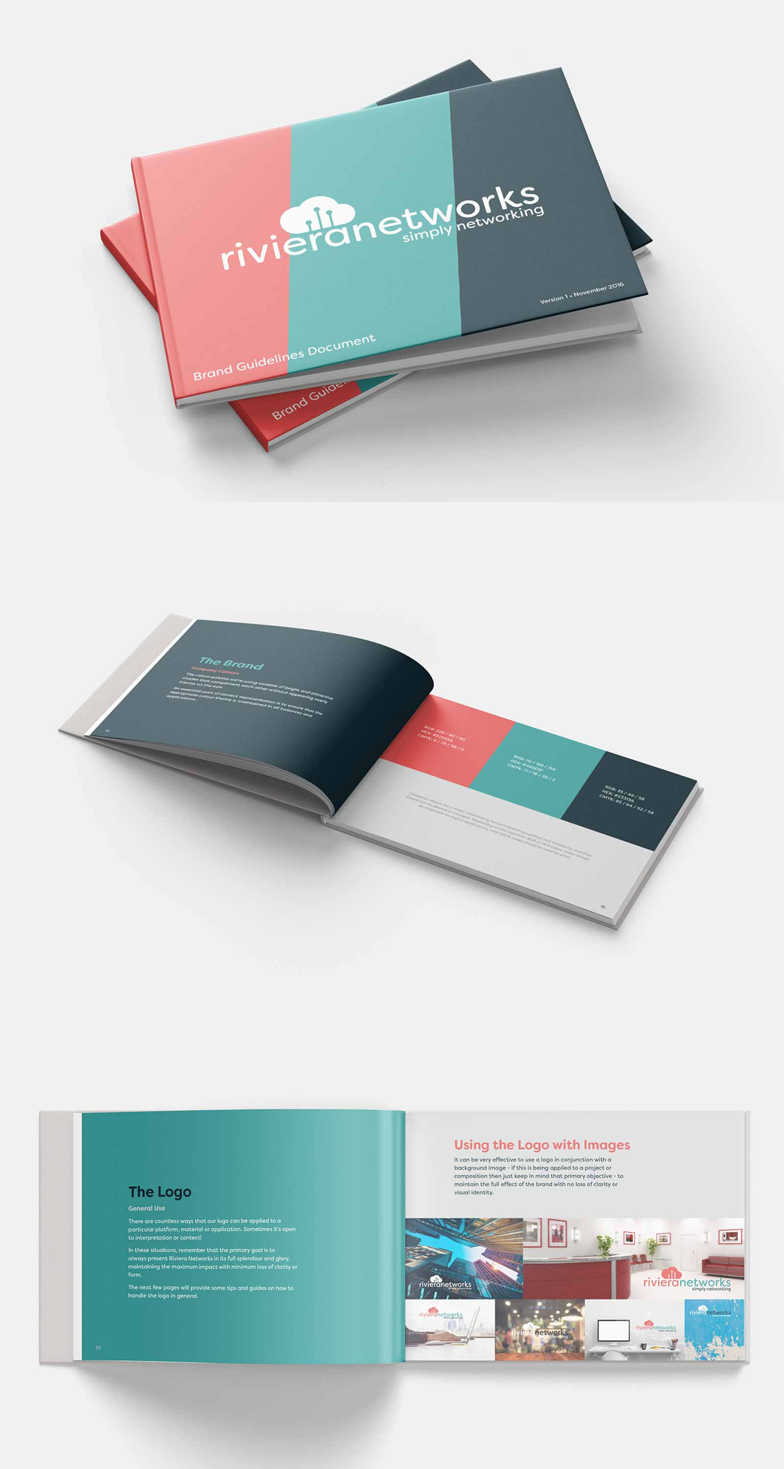 Riviera Networks Corporate Brand Guidelines