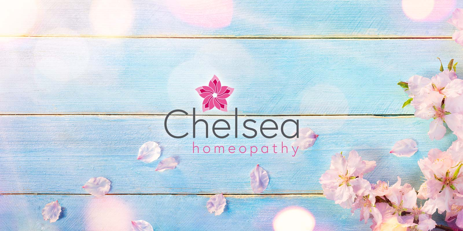 Chelsea Homeopathy Branding Project design