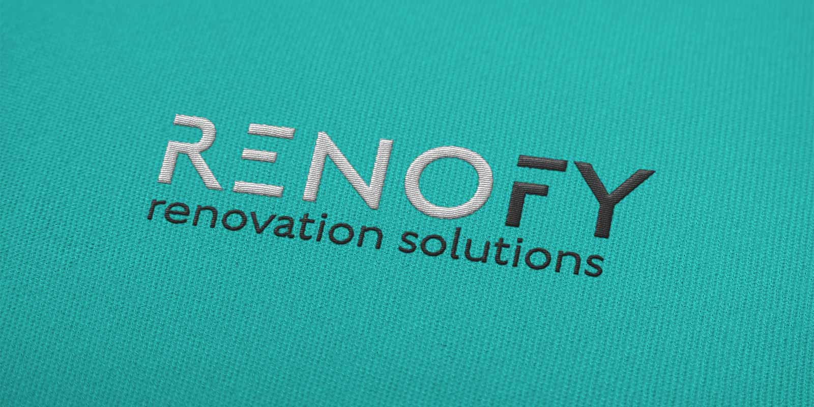 Renofy Branding and logo design