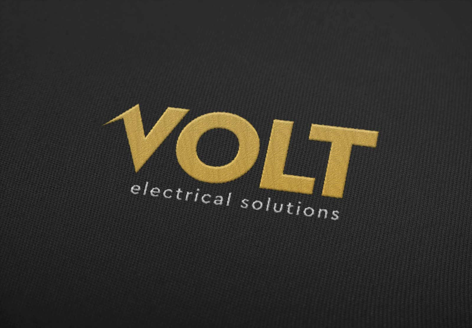 Volt Electrical Solutions Branded Clothing by Atom Creative Media