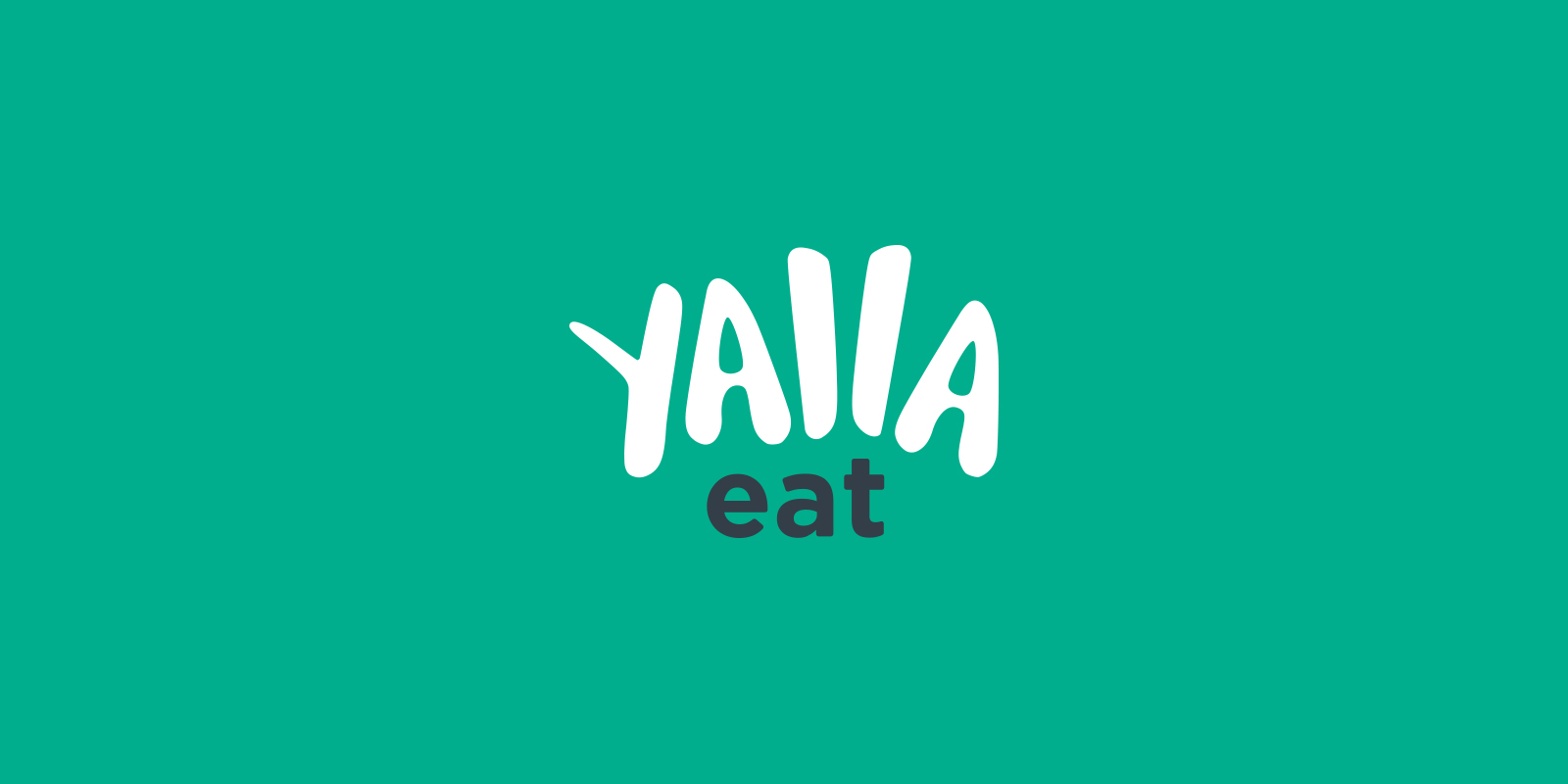 Yalla Eat Brand Creation by Atom Creative Media Southend